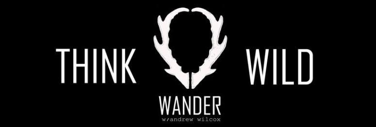 wander banner think wild